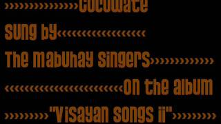 Mabuhay Singers: Cocowate