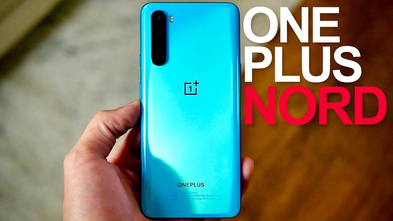 OnePlus Nord Review: NOT a Flagship!