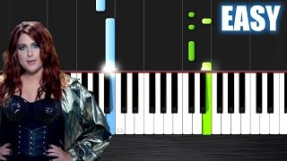 Meghan Trainor - No - EASY Piano Tutorial by PlutaX