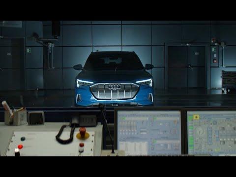 Qué es la Aeroacústica y porque importa tanto en los autos eléctricos AUDI.