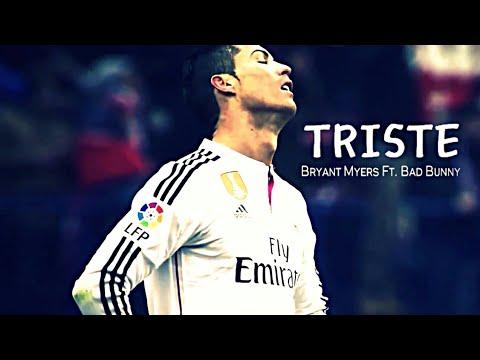 Cristiano Ronaldo - Triste™ Bryant Myers, Bad Bunny (2019) HD