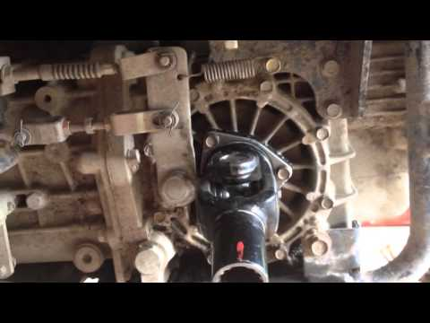 RTV900 Rear Axle Repair Putting It Back Together YouTube