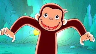 Jorge el Curioso en Español 🐵Miedo a la Oscuridad   🐵 Mono Jorge 🐵 Caricaturas para Niños