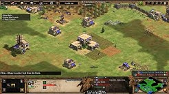AoE2 Ranked #67 vs Project Belgium: Fast Imperial con Turcos