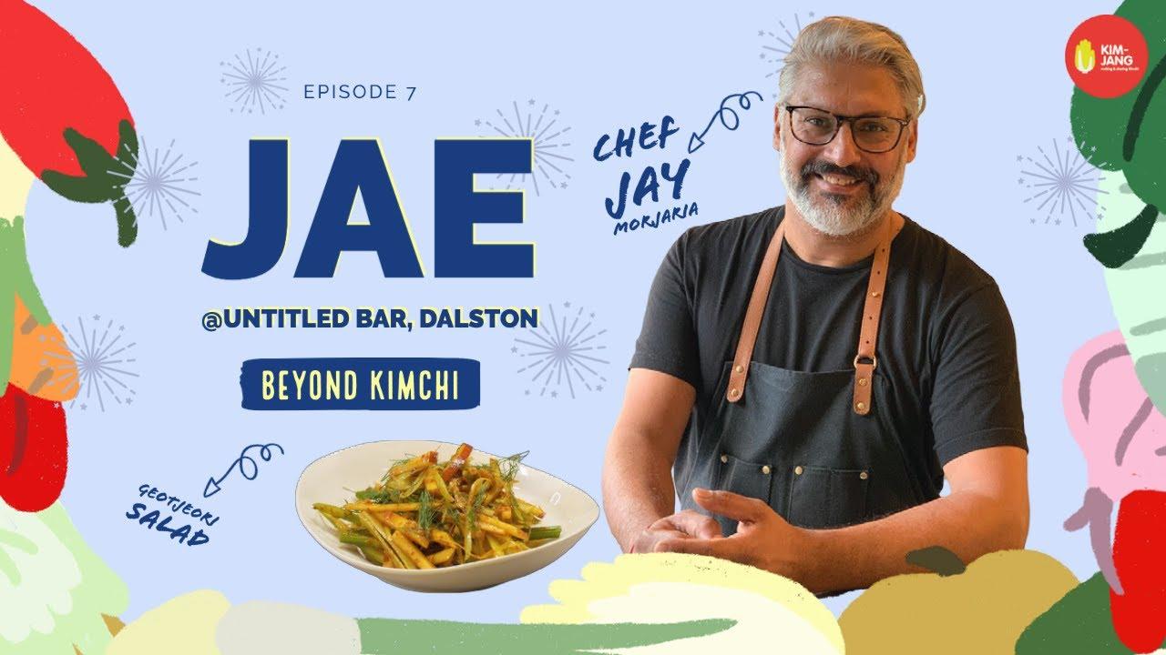 EP7. Beyond Kimchi: JAE @Untitled Bar, Dalston