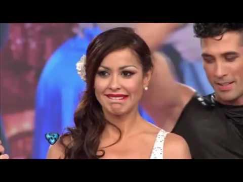 Pamela Sosa fue eliminada del Bailando