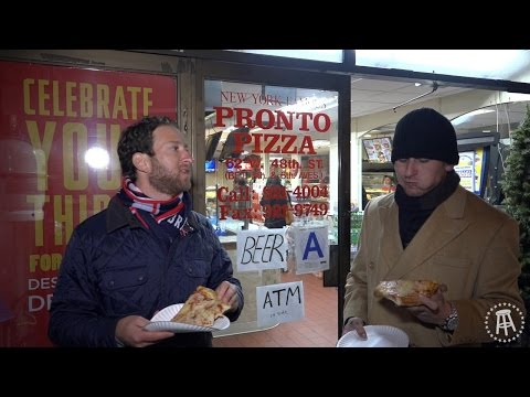 One Bite with Davey Pageviews - Pronto Pizza featuring Johnny Manziel