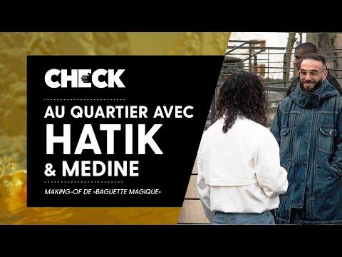 Youtube: Au quartier avec Hatik et Medine
