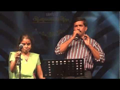 Katte Katte song Live Performance in Dubai