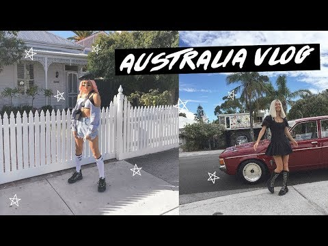 🇦🇺I MADE IT TO AUSTRALIA! 🇦🇺First Week Vlog ✨