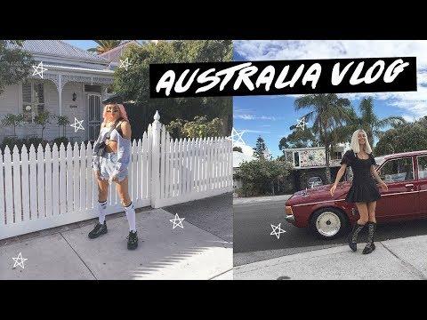 🇦🇺I MADE IT TO AUSTRALIA! 🇦🇺First Week Vlog ✨
