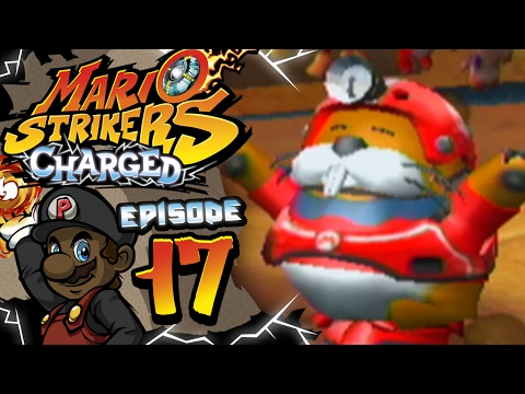 Mario Strikers Charged Let's Play w/ PKSparkxx (EXTREME) - Part 17 |
