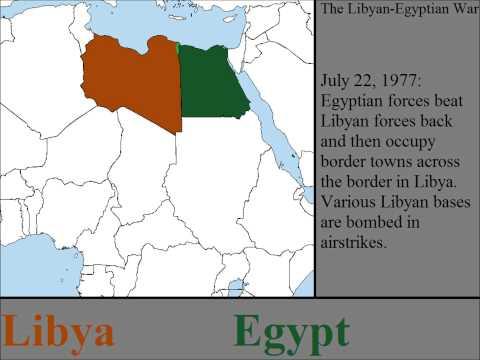 The Libyan-Egyptian War