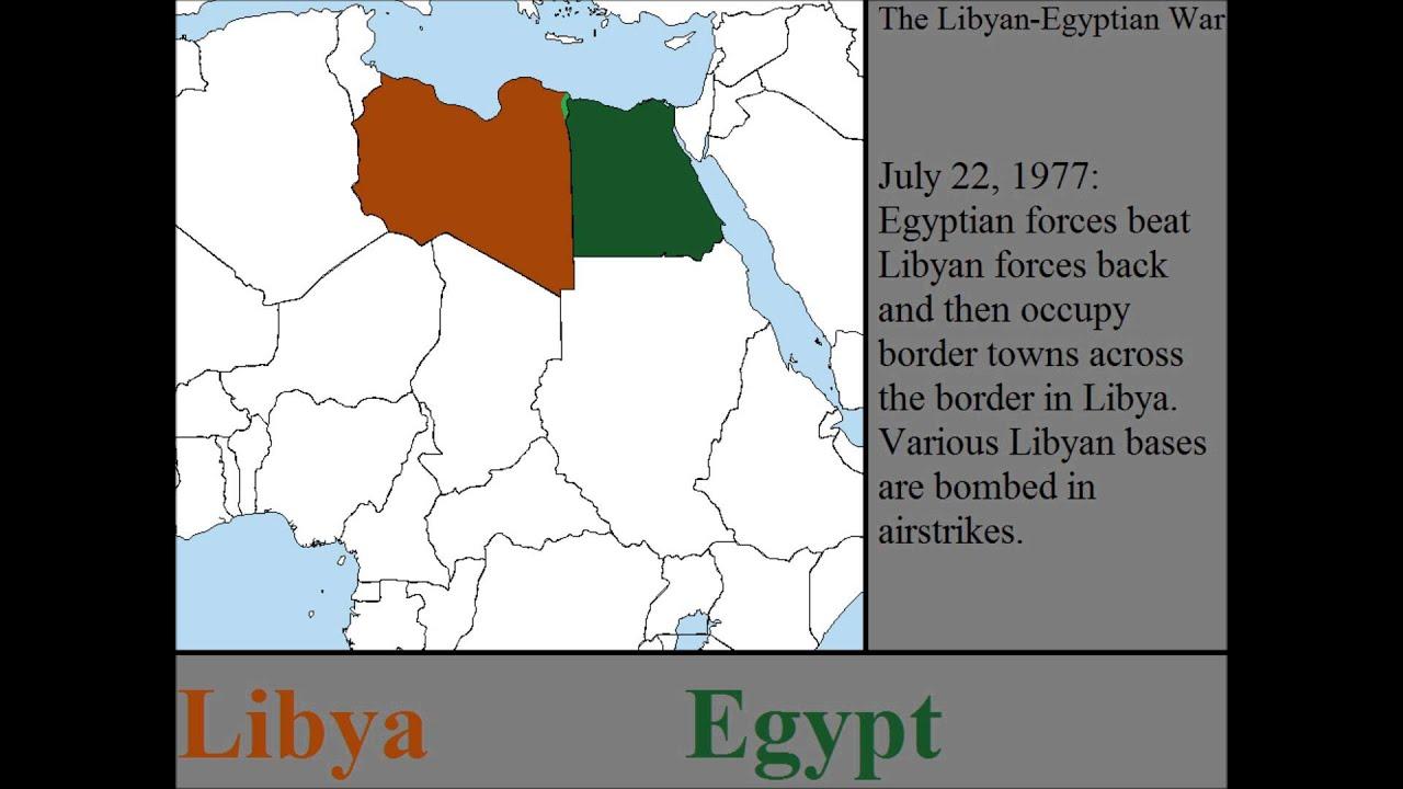 The libyan egyptian war youtube gumiabroncs Choice Image