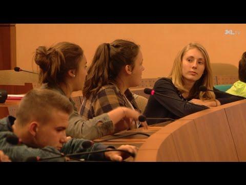 Bilan de fin de mandat pour le Conseil général des jeunes