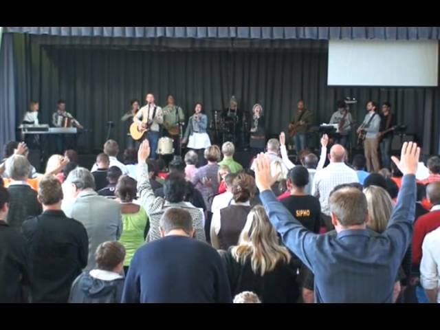 ShofarBand Gauteng Tour update #1 - Standerton Free Worship