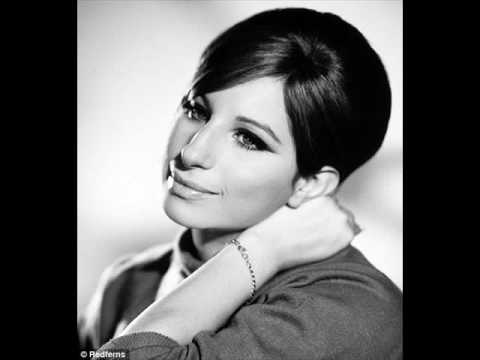 Very young Barbra Streisand sings Harold Arlen