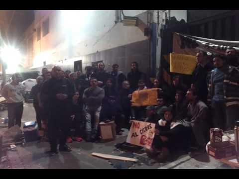 Trabajadores de PepsiCo envían su apoyo a despedidos de Pepsi en Trelew