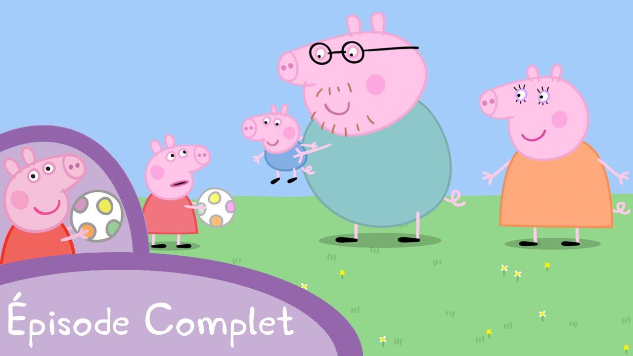 Peppa pig fran ais le cochon du milieu pisode complet - Peppa pig cochon en francais ...