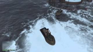 GTA 5 Yacht Sinking?