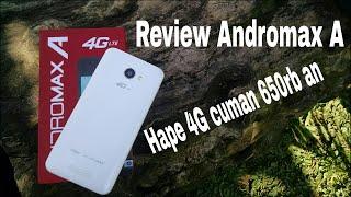 Review Smartfren Andromax A 4G LTE [INDONESIA]