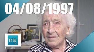 Download lagu 20h France 2 du 4 août 1997 - Mort de Jeanne Calment | Archive INA