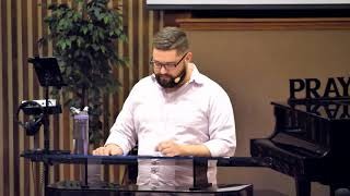 Sunday Service - September 13 - Pastor Dann Berkel