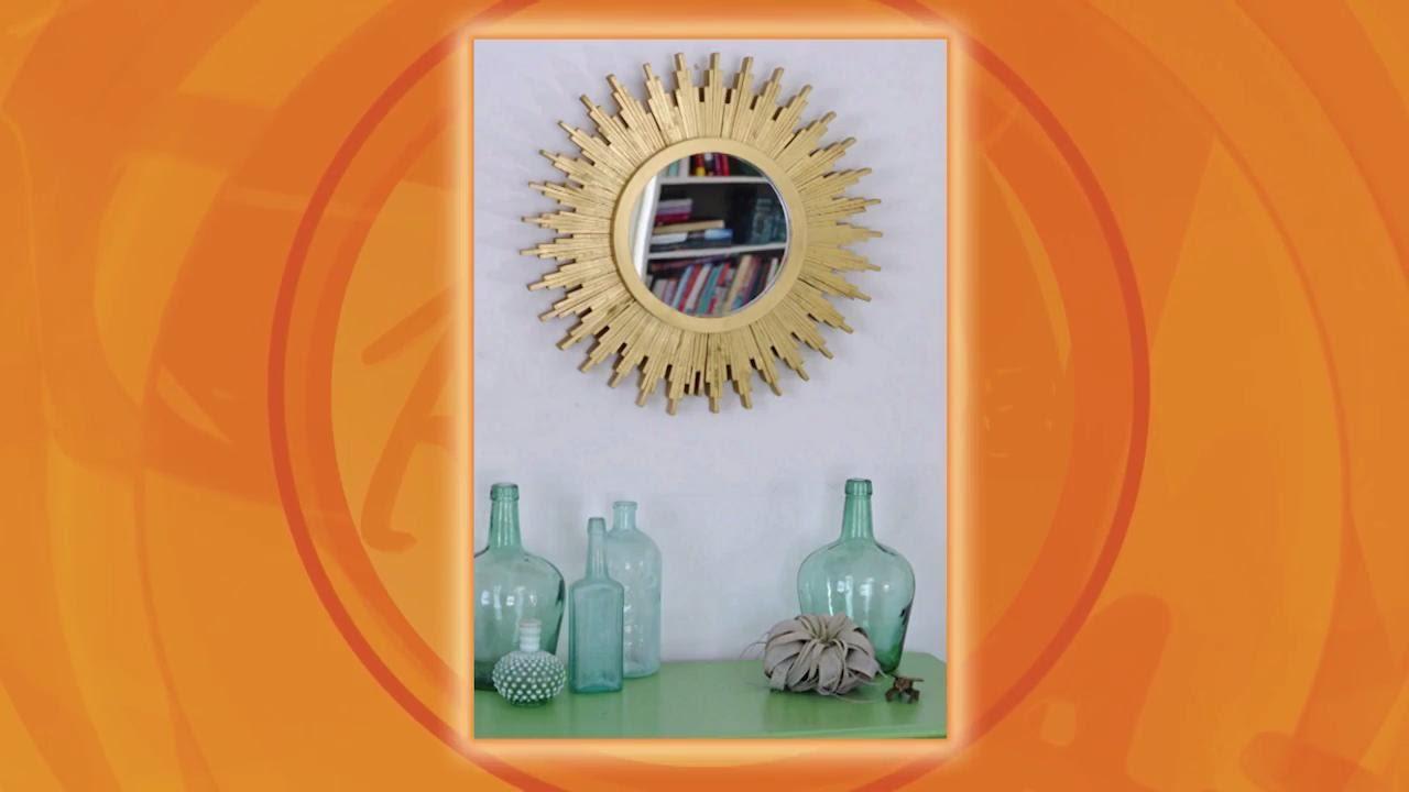 how to make a sunburst