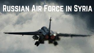 ВКС в Сирии • RuAF in Syria
