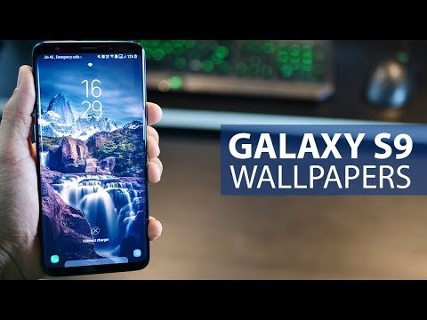 10 Awesome Lockscreen Wallpapers For Galaxy S9 S9 Plus Youtube