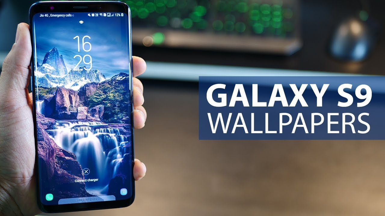 10 Awesome Lockscreen Wallpapers for Galaxy S9 (S9 plus)