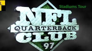 NFL Quarterback Club 97 Stadiums (4K60FPS)