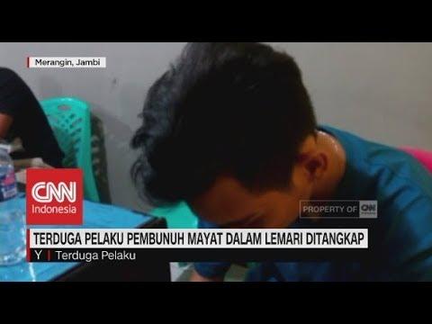 Pengakuan Terduga Pembunuh Wanita dalam Lemari, Korban Dipukul Kayu Balok Mp3
