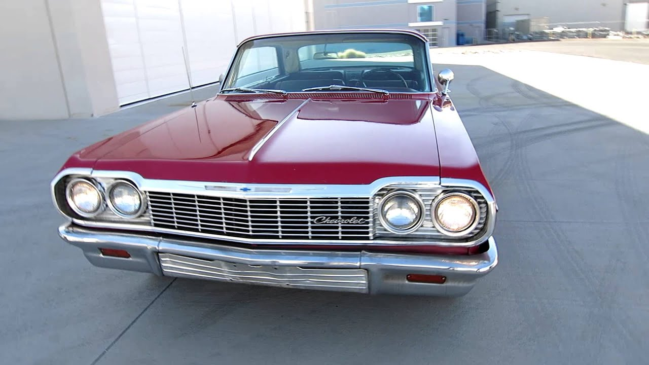 1964 Chevy Impala 327ci V8 AZ Car For Sale in Scottsdale, AZ Call ...