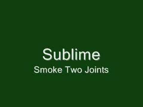 Sublime - Smoke Two Joints