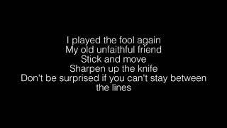 Cage The Elephant- Tokyo Smoke Lyrics