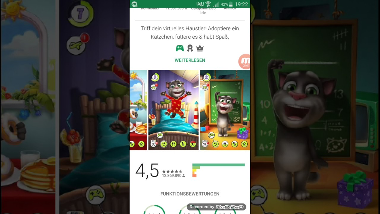 android 1 hack my talking tom