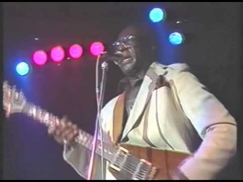 Albert King Montreux 1989