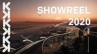 "KUNKUN Visual SHOWREEL 2020 | ""Moving The Camera"""