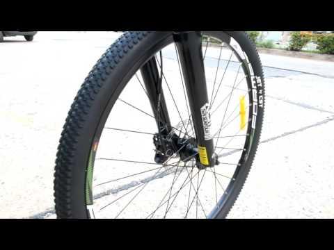 รีวิว จักรยานเสือภูเขา format des66