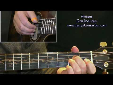 how-to-play-don-mclean-vincent-(intro-only)