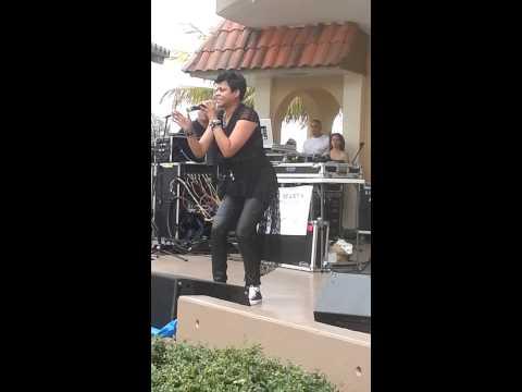 Crystal Waters @Pride Fest 2014 PALM BEACH COUNTY FL.
