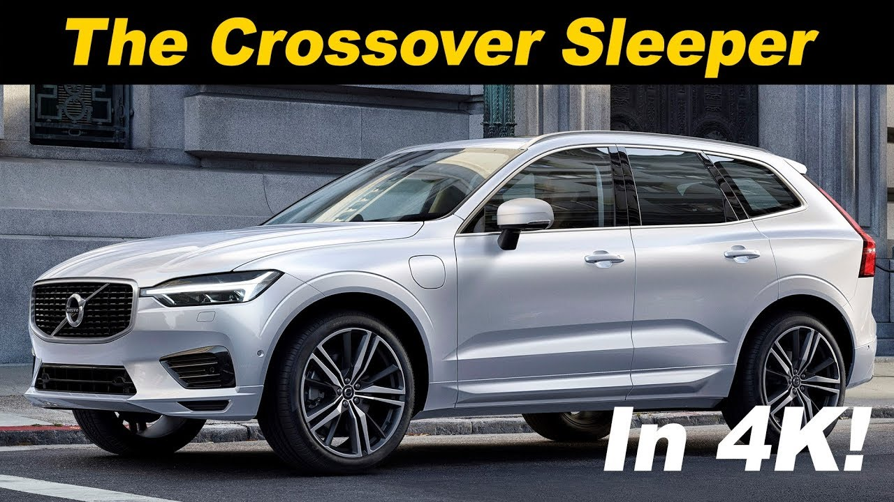 2018 Volvo Xc60 T8 Hybrid First Drive Review Alex On Autos