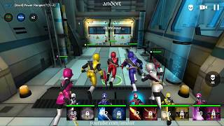 Power Rangers Ninja Steel - Shuriken Sentai Ninninger Game - Hard (Optain Piece) #1