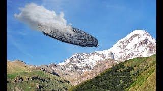 Авария НЛО в России! Инопланетяне своих не бросили и прилетели за упавшими