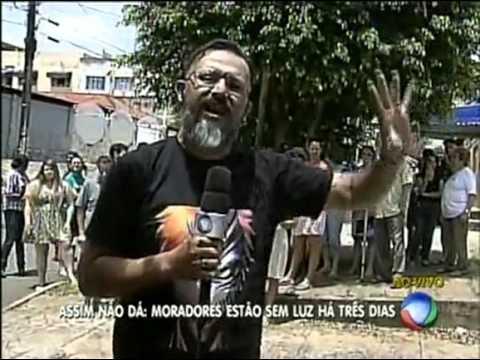 Moradores de região de Taguatinga estão há três dias sem energia
