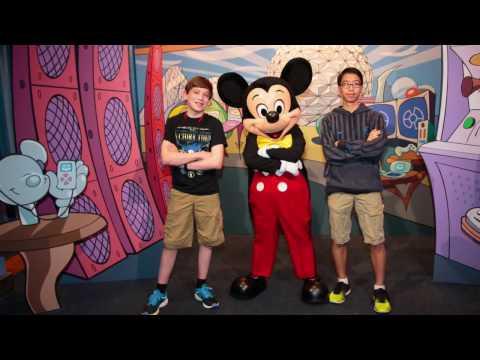 Twinsburg High School Orchestra Walt Disney World Trip (2017)