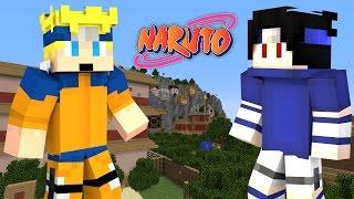 Naruto- Ninja Academy!?! (Minecraft Roleplay) #1