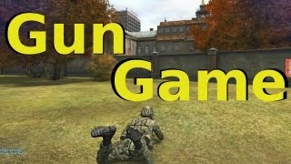 Arma 2: FUN GUN GAME [PC Gameplay Video] 1080p