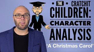 The Cratchit Children: Character Analysis - 'A Christmas Carol' (Animated)